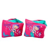 Speedo Girls' Fabric Arm Band Floaties