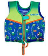 Speedo Boys' Learn To Swim Printed Neoprene Swim Vest (2yrs-6yrs)