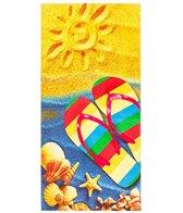 Dohler Sunny Beach Beach Towel 30 x 60