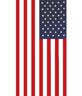 Dohler American Flag Beach Towel 30 x 60