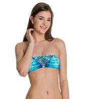 Rip Curl Swimwear Worlds Away Bandeau Bikini Top