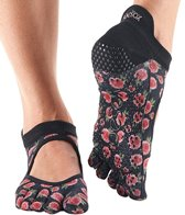 Toesox Bellarina Full-Toe Yoga Grip Socks