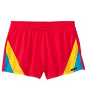 Sauvage Retro Colorblock Swim Shorts