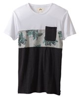 Rusty Men's Cluster Short Sleeve Tee