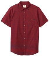 Rusty Men's Solaris Short Sleeve Shirt