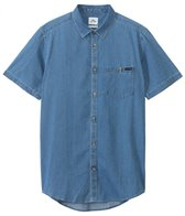 Rusty Men's Carter Short Sleeve Shirt