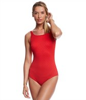 Gottex Diamond in the Rough High Neck Mastectomy One Piece Swimsuit