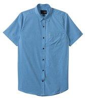 Hurley Men's Dri-Fit Rogan Short Sleeve Shirt