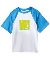Dakine Boys' H2O-Boy Short Sleeve Surf Shirt (6-12)
