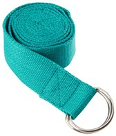 Everyday Yoga 6 Foot Yoga Strap D-Ring