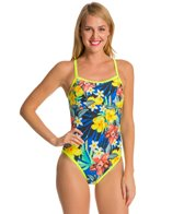 TYR Amazonia Reversible Diamondfit One Piece Swimsuit