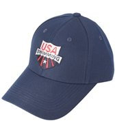 USA Swimming Twill Cap