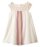 Roxy Girls' Crochet Tiki Flare Dress (6mos-24mos)