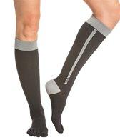 Toesox Zoe Compression Knee High Yoga Socks