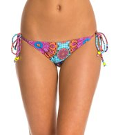 MINKPINK Mandala Dreams Tie Side Bikini Bottom
