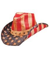 Peter Grimm Men's Justice Drifter Cowboy Hat