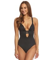 Vitamin A Eco Lux Solid Neautra Full One Piece Swimsuit