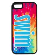 Bay Six Swim Tie Dye iPhone Phone Case