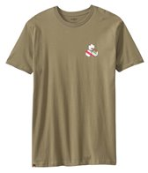 Channel Islands Men's Cali Hex Short Sleeve Tee