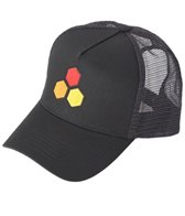 Channel Islands Men's Hex Twill Trucker Hat