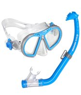 U.S. Divers Jr. Toucan PC Mask and Eco Dry Snorkel Set