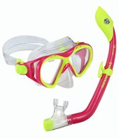 U.S. Divers Jr. Buzz Mask and Island Dry Snorkel Set