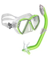 U.S. Divers Regal Jr. Mask and Laguna Snorkel Set