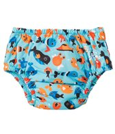 Dolfin Little Dolfins Fish Lanes Swim Diaper (3mos-4T)