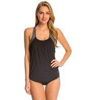 TYR Women's Sonoma Solay 2 in 1 Tankini Top