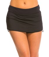 TYR Women's Solid Della Skort Bottom