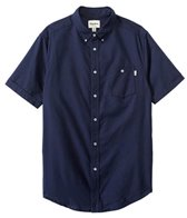 Rhythm Men's Studio Oxford Short Sleeve Shirt