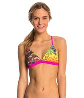 speedo-rainbow-wings-printed-tie-back-triangle-top