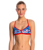 speedo-champs-stripes-printed-fixed-back-top
