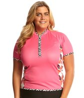 Shebeest Women's Bellissima SS Fly Girl Plus Jersey