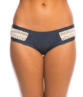 L-Space Swimwear Sweet & Chic Crochet Twilight Bikini Bottom