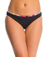 Anne Cole Women's Running Stripe Hipster Bikini Bottom