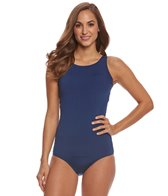 sporti-polyester-moderate-solid-fitness-one-piece-swimsuit