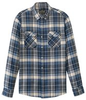 United By Blue Men's Juniper Plaid Long Sleeve Shirt