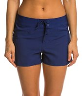 Jag Women's Solid Core Boardshort