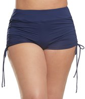 beach-house-plus-size-solid-adjustable-side-swim-short