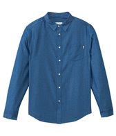 Rhythm Men's Willow Chambray Long Sleeve Shirt