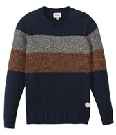 Rhythm Men's Julian Knit Crewneck Sweater