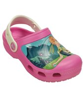 Crocs Girls' Frozen Fever Clog (Toddler/ Little Kid/ Big Kid)