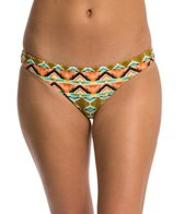 Volcom Swimwear Native Drift Reversible Tiny Bikini Bottom