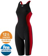 Speedo Powerplus Youth Kneeskin Tech Suit Swimsuit
