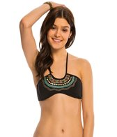 Bikini Lab Swimwear All Bright Long Bralette Bikini Top