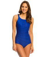 Active Spirit S.P.A. Radiance High Neck One Piece Swimsuit