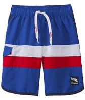 Platypus Boys' UPF 50+ Regatta Slim Boardshort (18mos-8yrs)