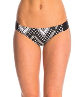 Hurley Tie Dye Maze String Bikini Bottom