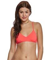 Eidon Swimwear Solid Madison Bikini Top